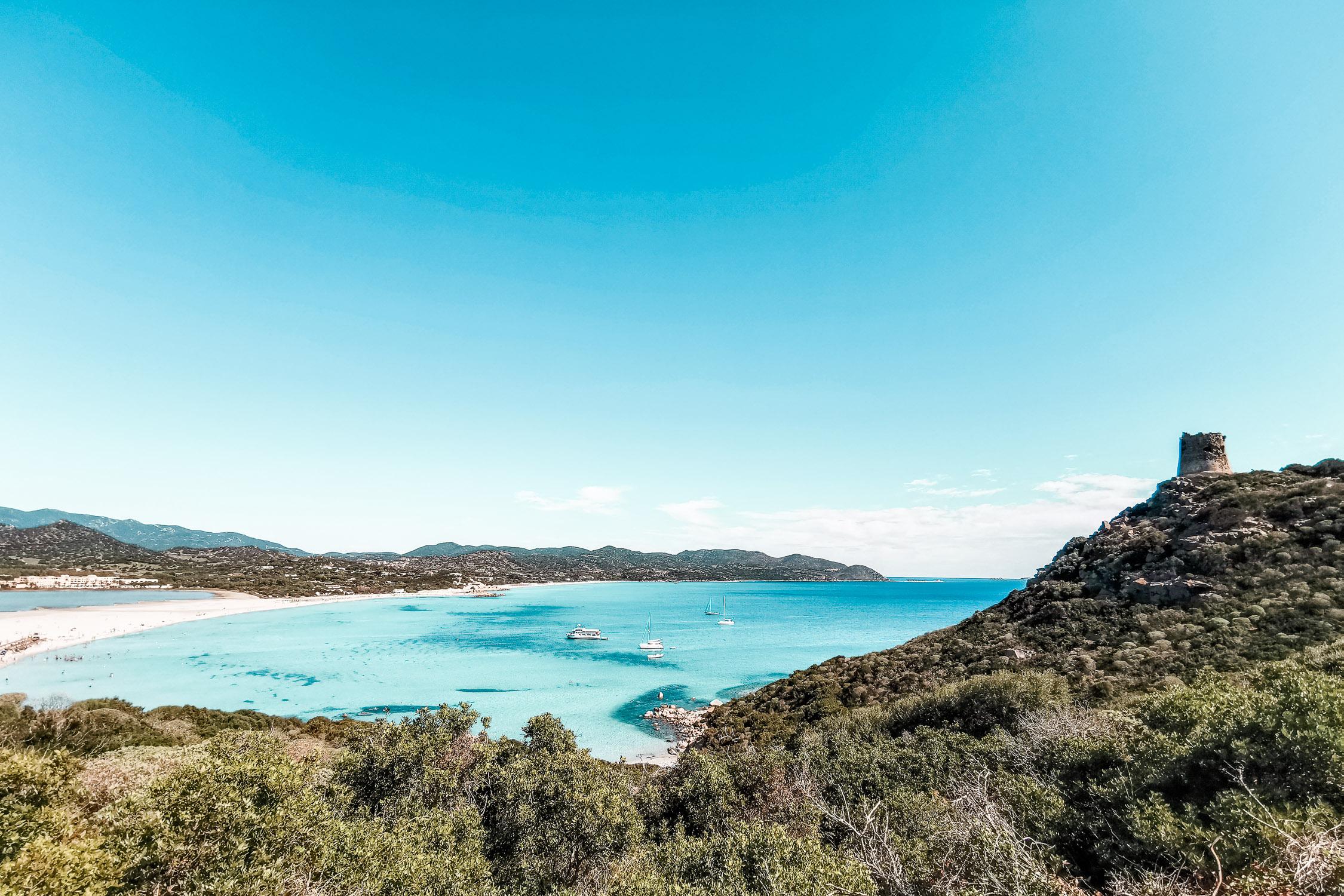 Read more about the article Sardinien  – Roadtrip um die Karibik des Mittelmeers