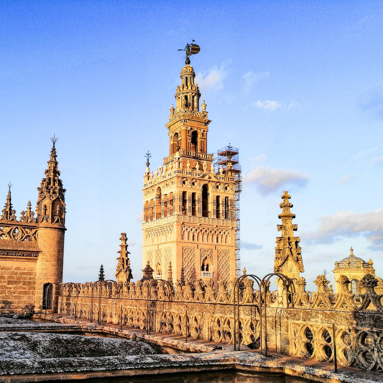 Sevilla Kathedrale Turm