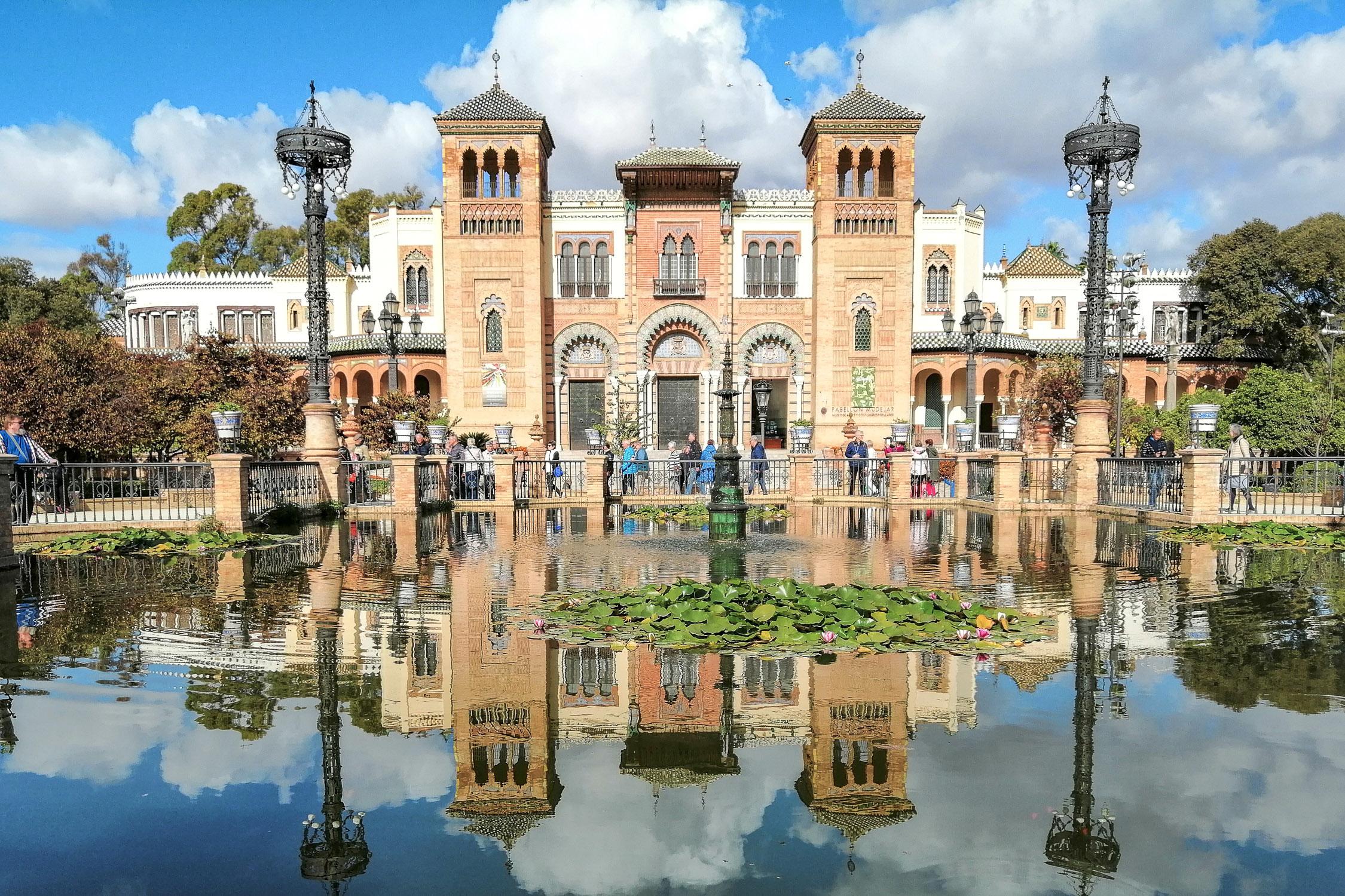 Sevilla Plaza America See