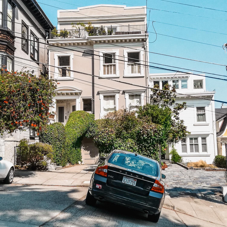 Filbert Street San Francisco